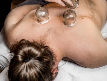 10 Raisons les plus fréquentes pour utiliser les ventouses dans  ma pratique de l'acupuncture: