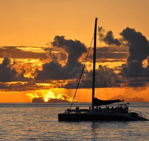 Maui Sunset Sail