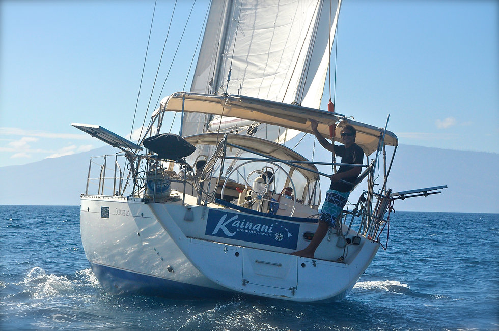 Maui Private Yacht Charter