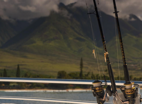 Maui Fishing Charter = An Unforgettable Adventure (And Dinner)!