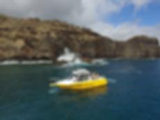 Snorkel Boat Maui