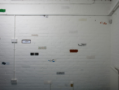Brick by Brick: Wall Works by 24 Artists