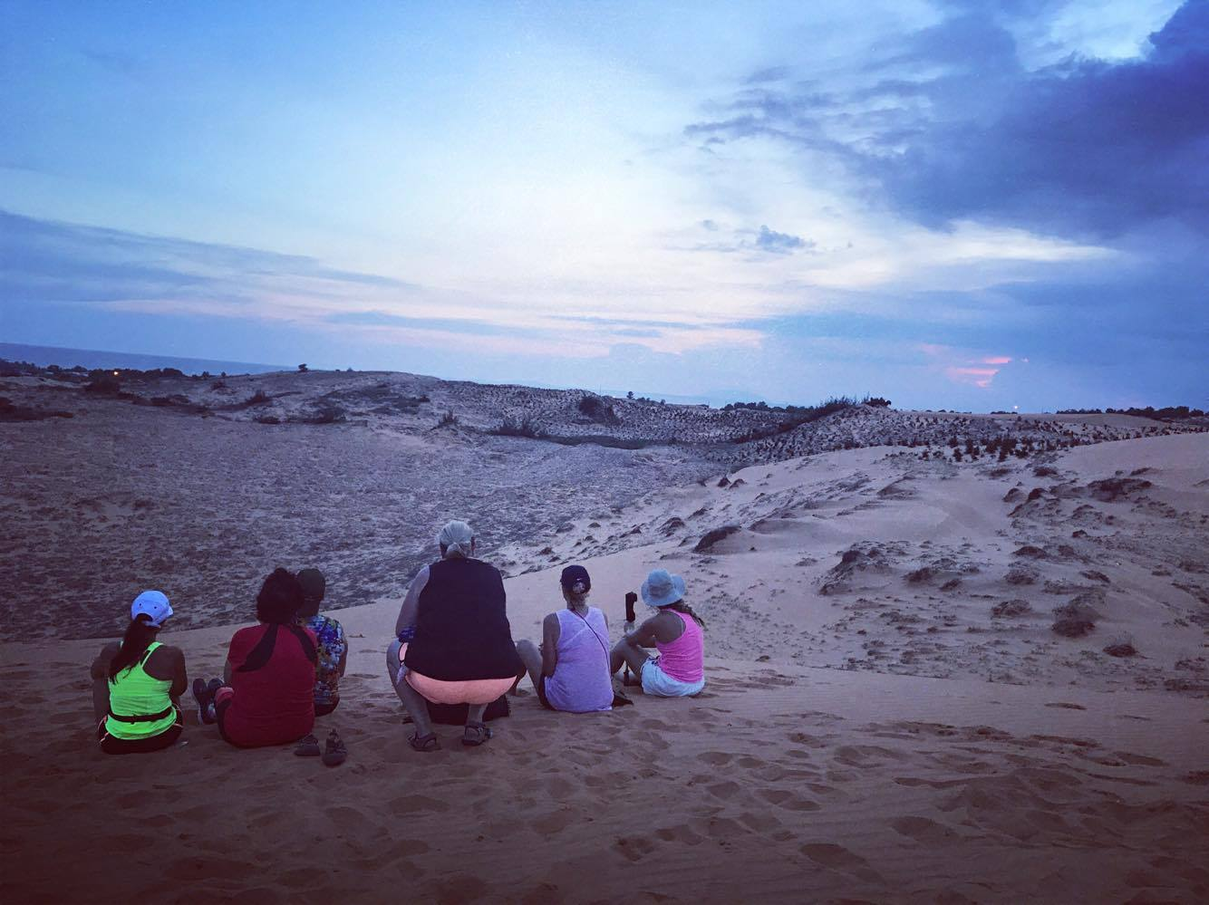 Sunset Jeep Tour in Mui Ne