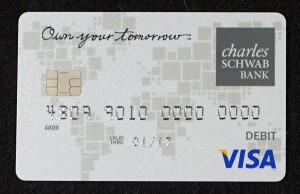 Charles Schwab Travel Debit Card