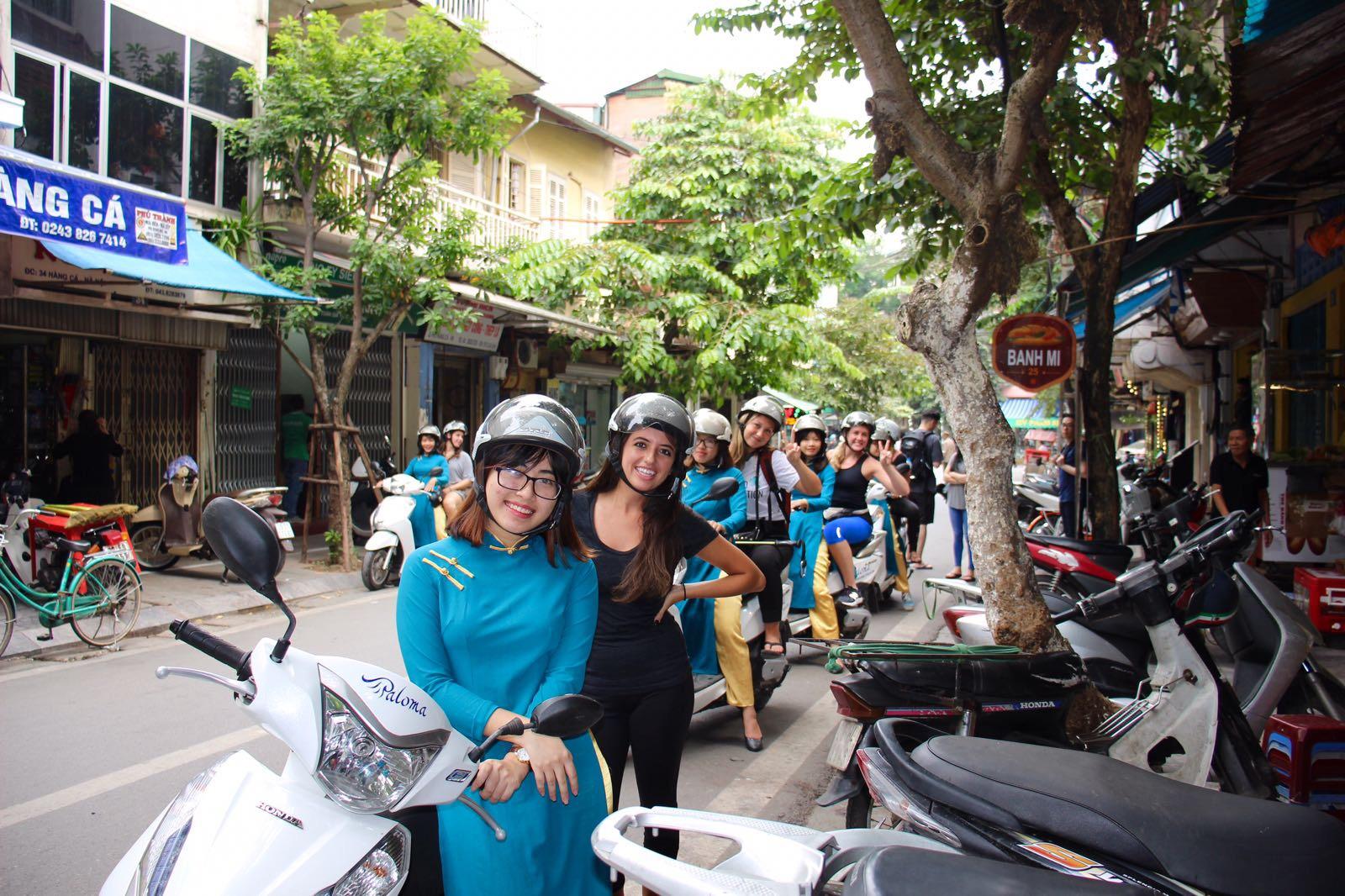 Motorbike Tour in Hanoi