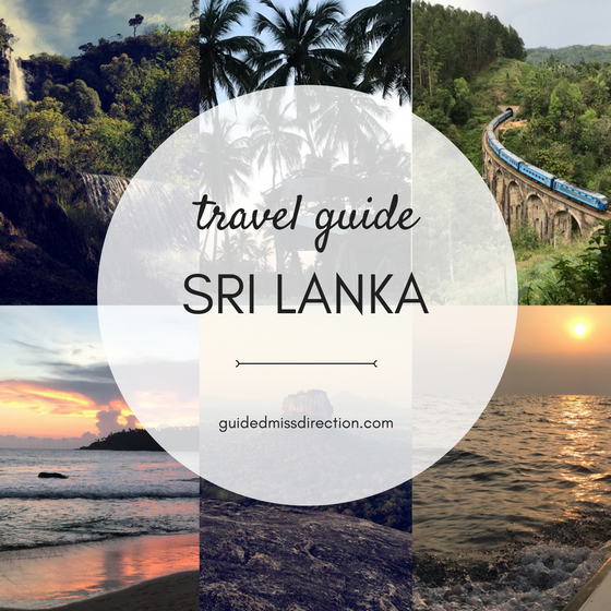 Backpacking Sri Lanka on a Budget - Where to Go, Where to Stay, What to Pay