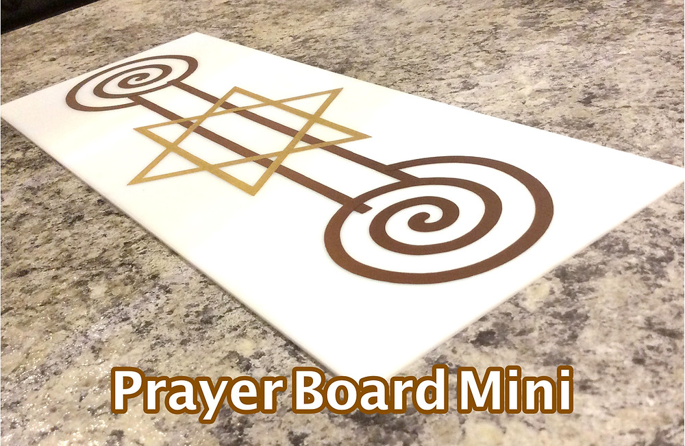 Miraculous Prayer Board Mini Tom Vrilock and KA