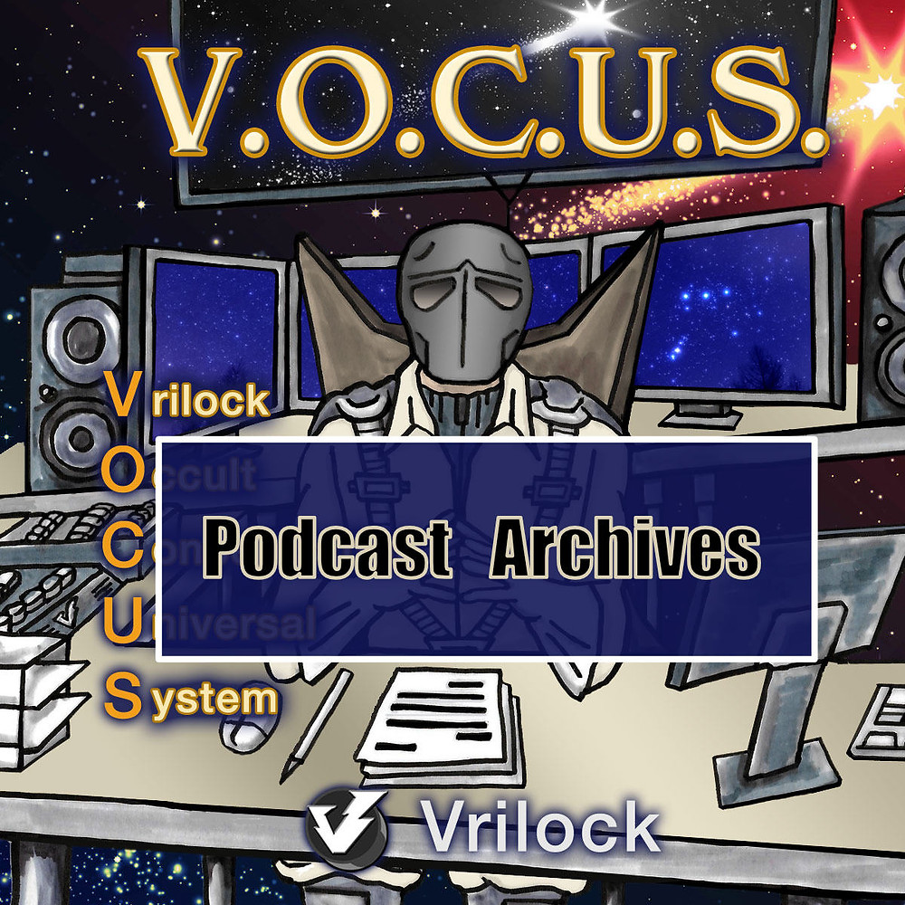 Vrilock Psionics Podcast