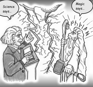 Radionics: Science or Magick?