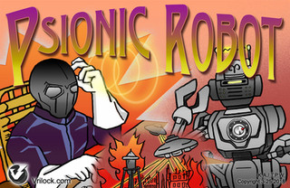 Back by Popular Demand: Psionic Robot!
