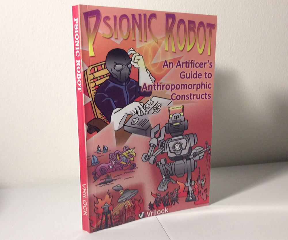 Psionic radionics Minions Servitors Robot Wishing Machines by Vrilock