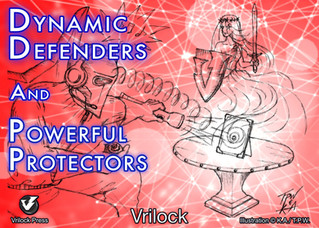 Psionics Dynamic Defenders Vs Lie Inc