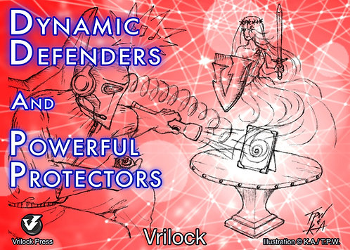 Dynamic Defenders And Powerful Protectors Audiobook