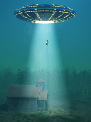 Vrilock UFO's and Extra-Dimensionals