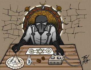 Delve into the Psionics of the Necronomicon