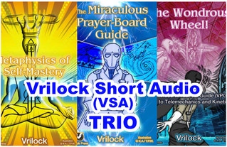 VSA Occult Audio Companion Series for Vrilock Psionics Training and Magick Books!