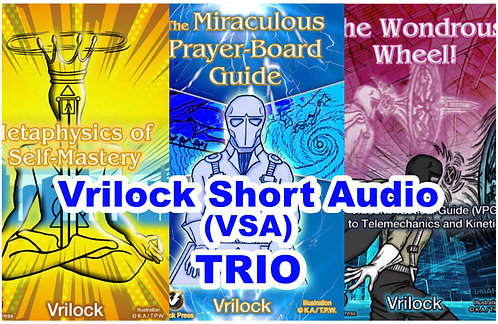 Vrilock Short Audios(VSA) TRIO