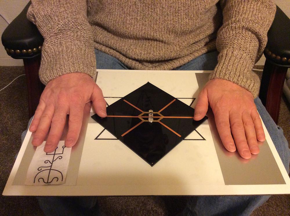 Joshua Warren and Tom Vrilock Miraculous Prayer Boards