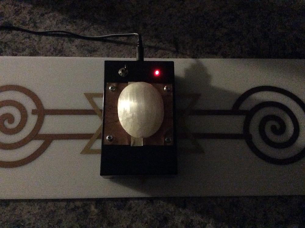 Miraculous Prayer Board Vrilock and Psionic Vampire Charles Cosimano Box