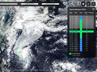New Clone of Typhoon Neoguri - Same Old NWO