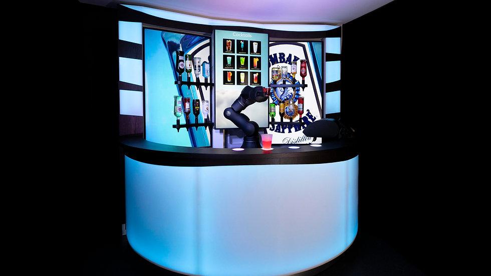 Bartender Robot Bar