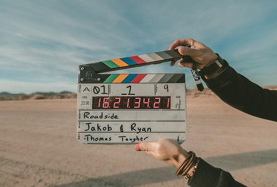 Film Clapboard