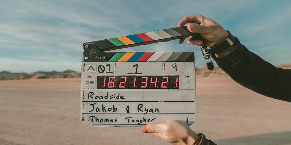 High Fall Training for Film