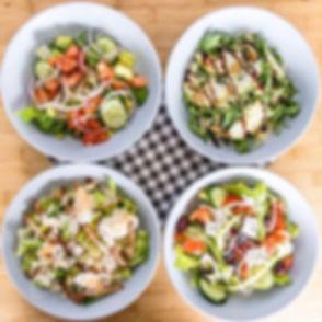 Pizza Corner Salads