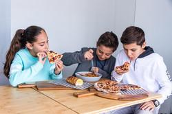 Tasty Pizza Family