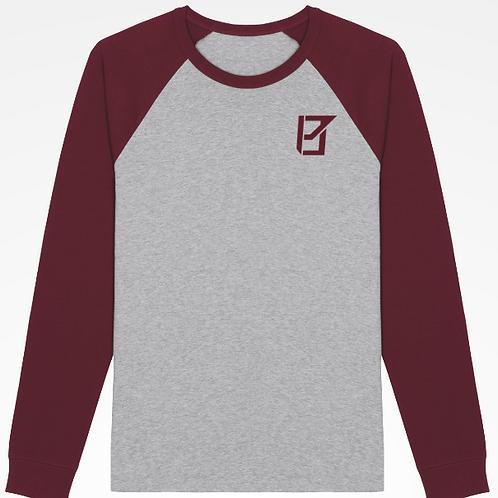 T-shirt Baseball- manches longues