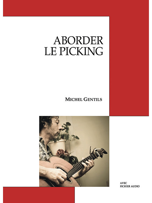 Méthode Picking 6 cordes