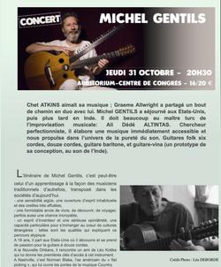 Festival de Guitare d'I'SSOUDUN