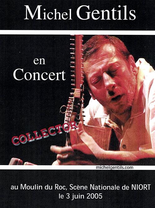 Michel Gentils en Concert