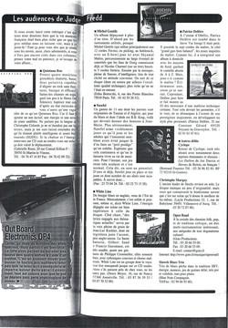Rock and Folk sur le CD Trajectoires