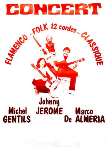 1984 Trio de guitares