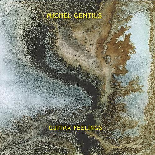 GUITAR FEELINGS - CD