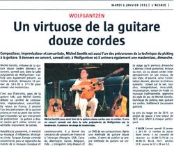 Concert à WOLFGANTZEN