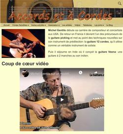 Festival « Accords et à Cordes » à St MEDARD EN JALLES, près de BORDEAUX