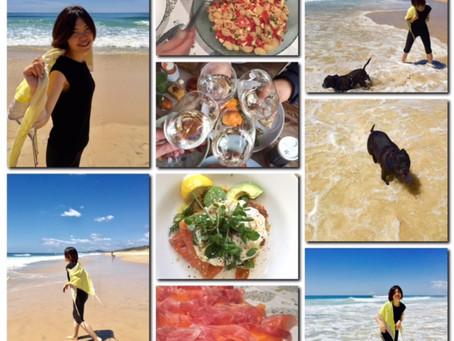 【ライトセラピー 34】オーストラリアの旅 キラキラな太陽が元気をくれます! | PAPERMOON ライトセラピーレッスン 東京自由が丘