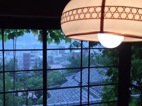 冬野朋子のつぶやき 広島・岡山の旅2    手作りライト照明教室 PAPERMOON(東京 自由が丘)