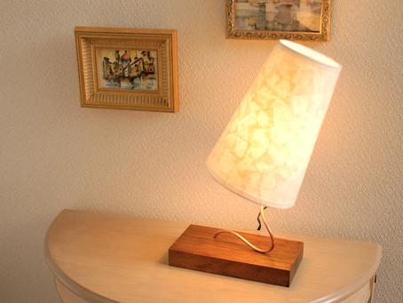 今年もありがとうございました | 手作りライト照明教室 PAPERMOON(東京 自由が丘)