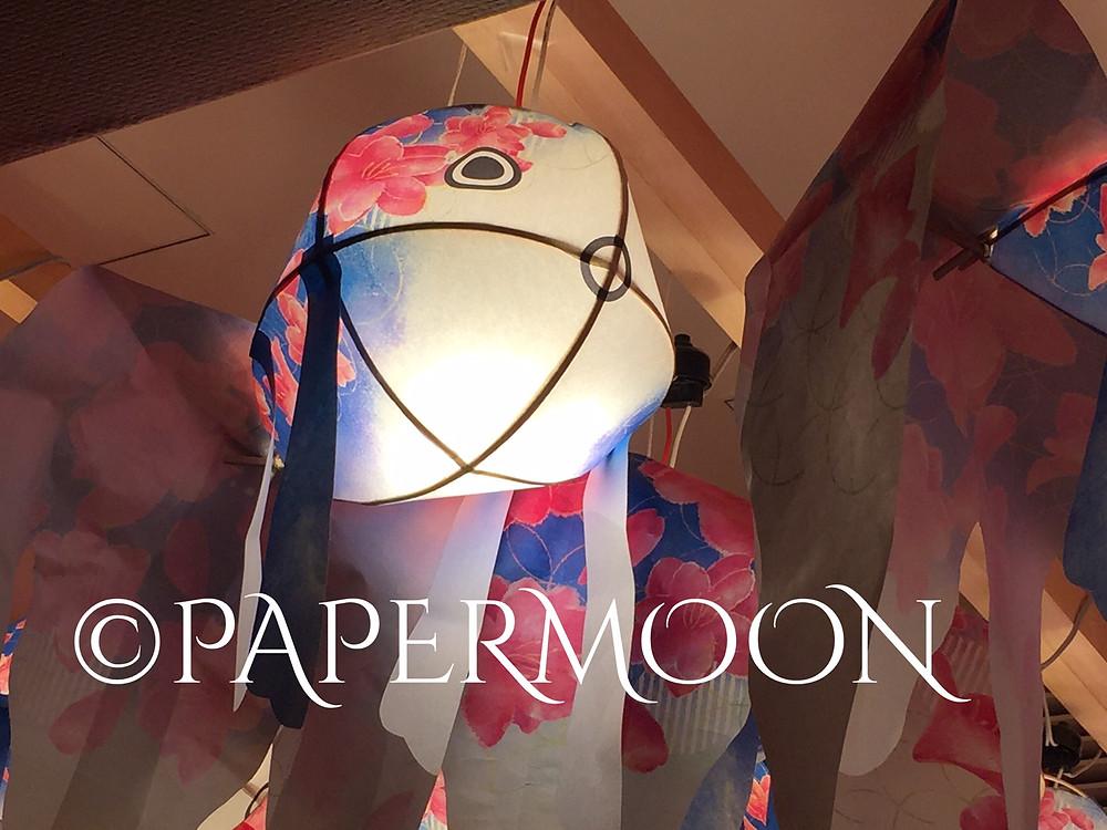 #手作りライト教室 PAPERMOON(東京 自由が丘)