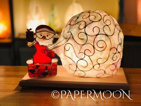 一日遅れのメリークリスマス | 手作りライト照明教室 PAPERMOON(東京 自由が丘)