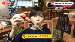 オンラインワークショップ( 出張教室) | 手作りライト照明教室 PAPERMOON(東京 自由が丘)
