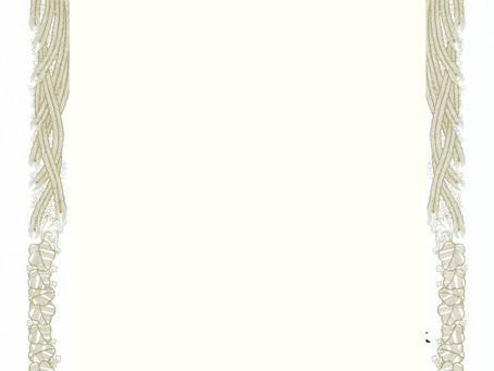 今日の文様 2   手作りライト照明教室 PAPERMOON(東京 自由が丘)