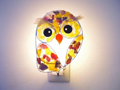 【花鳥灯月 フクロウの森 展】出品申込み締切り迫る!! | 手作りライト照明教室 PAPERMOON(東京 自由が丘)