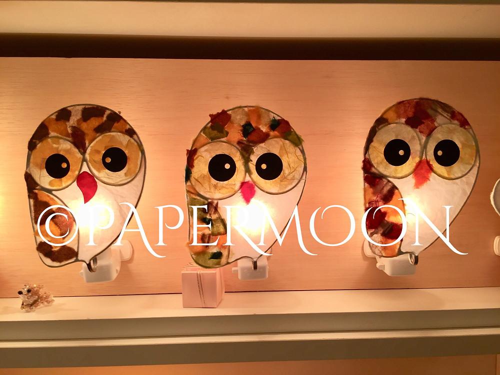 手作りライト照明教室 PAPERMOON 東京 自由が丘