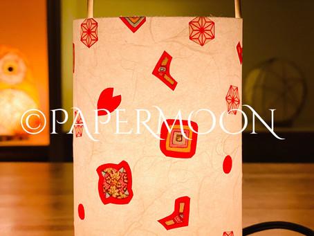 プレゼントレッスン、締切迫ります! | 手作りライト照明教室 PAPERMOON(東京 自由が丘)