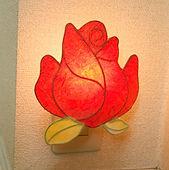 手づくりライト教室、PAPERMOON、ペーパームーン、東京自由が丘、基礎作品