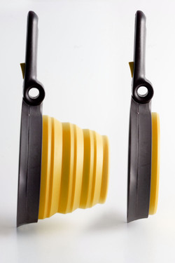 Orange Kitchen Gadget Side
